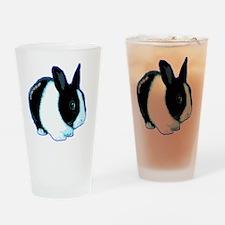 bunny Drinking Glass