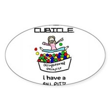 I Have a Ball Pit-- OT Decal