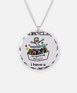 I Have a Ball Pit-- OT Necklace