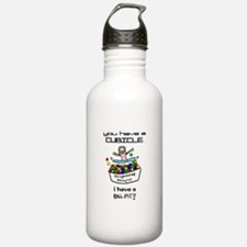 I Have a Ball Pit-- OT Water Bottle