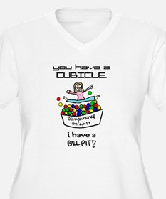 I Have a Ball Pit-- OT Plus Size T-Shirt