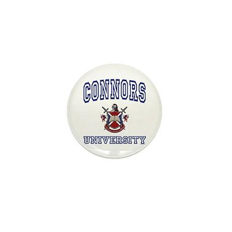 CONNORS University Mini Button (10 pack)