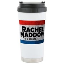 ART Shirt Rachel Maddow for Sen Thermos Mug