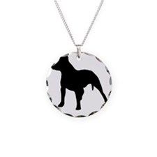 pit-bull-silhouette1.gif Necklace