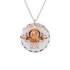 I Wear Orange for my Son (fl Necklace