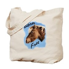 born free pony Tote Bag