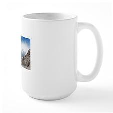 crystal peak tree Mug