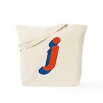 Candice 3D j Tote Bag