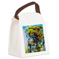 trees2-watermarked Canvas Lunch Bag