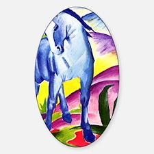 Franz Marc - Blue Horse I Decal