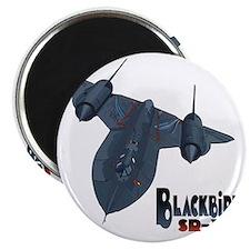 Blackbird-10 Magnet
