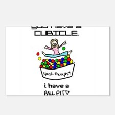 I Have a Ball Pit Postcards (Package of 8)