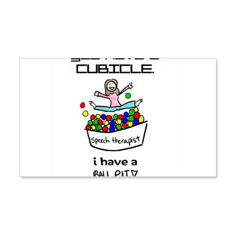 I Have a Ball Pit Wall Decal