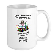 I Have a Ball Pit Mugs