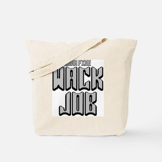 2-WACK JOB -BONA Tote Bag