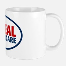 repeal2_5x3oval_sticker Mug