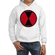 7th Infantry Division Hoodie