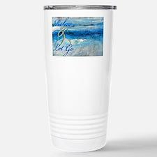 relax ocean Stainless Steel Travel Mug