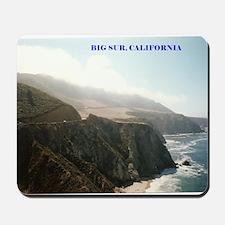 California-2 Mousepad