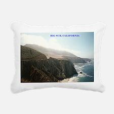 California-2 Rectangular Canvas Pillow