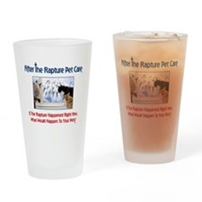 ARPC Cats Window Question Drinking Glass