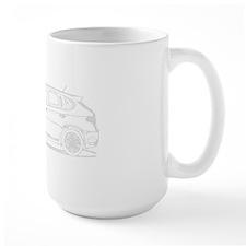 wrx-hatch-whiteoutlines_gro Mug