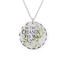 obama_vine_change_we_can_whi Necklace