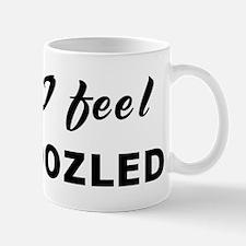 Today I feel bamboozled Mug
