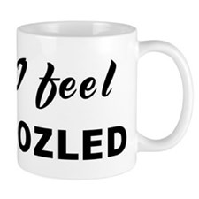 Today I feel bamboozled Small Mug