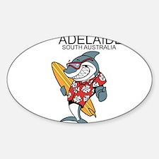 Adelaide, South Australia Decal
