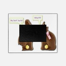 2-Bunnies1 Picture Frame