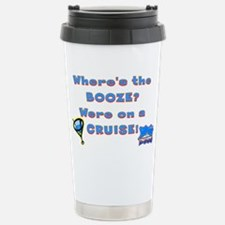 cruise221 Travel Mug