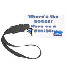 cruise221 Luggage Tag