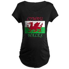 Wales-Cymru T-Shirt