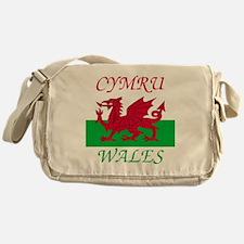Wales-Cymru Messenger Bag