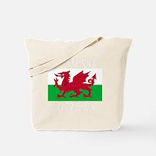 Wales-Cymru-Dark Tote Bag