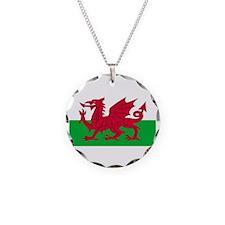 Wales-Cymru-Dark Necklace