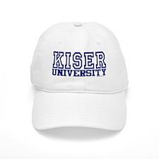 KISER University Baseball Cap