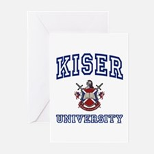 KISER University Greeting Cards (Pk of 10)