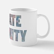 CREATE SERENITY Mug