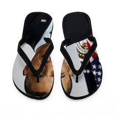 cp politics401 Flip Flops