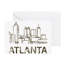 atlanta2 Greeting Card