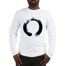 enso_blk Long Sleeve T-Shirt