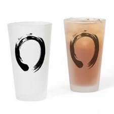 enso_blk Drinking Glass