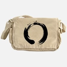 enso_blk Messenger Bag