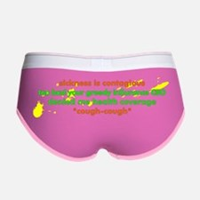 contagious Women's Boy Brief