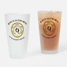 barometer Drinking Glass