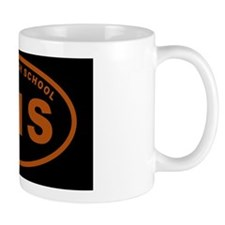 ghs orange black 1 Mug