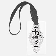 TwilightWaterBottle Luggage Tag