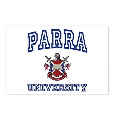 PARRA University Postcards (Package of 8)